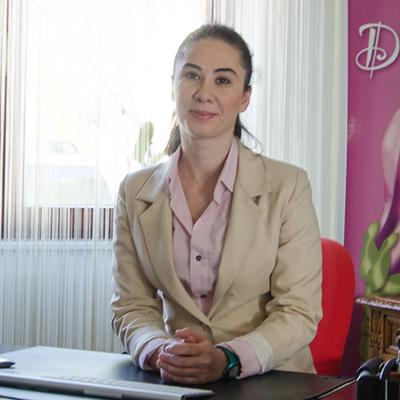 Dr Tatiana Nanu